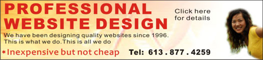 Kingston Ontario Website Design